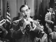 "American clarinetist Benny Goodman is known as the ""King of Swing""."