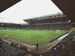 Elland Road – home of Leeds United