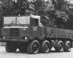 A Ford M656.