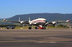 HARS Super Connie at Wollongong, 2004