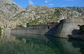 The ancient fortifications of Kotor