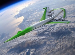 Lockheed Martin concept presented to NASA Aeronautics Research Mission Directorate in April 2010