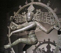 Bronze Chola Statue of Nataraja