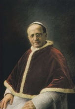Pope Pius XI began the end of the restrictions against Padre Pio of Pietrelcina around 1933.