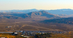 View of Reno Stead Airport