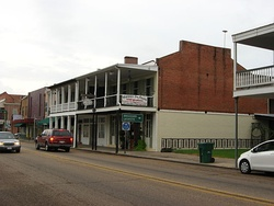 Main Street in St. Martinville