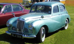 A Sunbeam-Talbot 90 won the Monte Carlo Rally in 1955