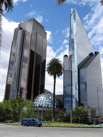 Mexican Stock Exchange building