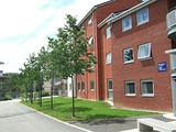 Student accommodation has been developed at Manor Park.
