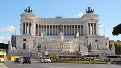 The Victor Emmanuel II Monument