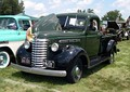 1940 GMC Truck with factory cab.