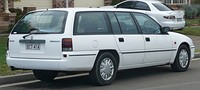 VS Commodore Executive wagon
