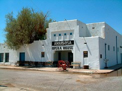 Amargosa Opera House, Death Valley Junction Historic District