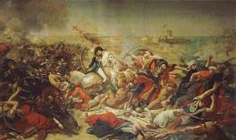 The Battle of Abukir, by Antoine-Jean Gros
