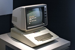 The Apple II, introduced in 1977, was a major technological advancement over its predecessor.