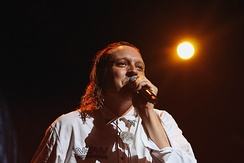 Arcade Fire performing at Festival BUE in Buenos Aires, Argentina [111]