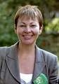 Caroline Lucas, MP, Ex-leader of the Green Party of England and Wales