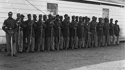 Company I of the 36th Colored Regiment USCT
