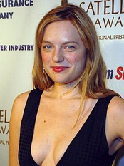 Elisabeth Moss, Best Actress in a Miniseries or Television Film winner