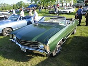 "1972 Chevrolet Chevelle ""Malibu"" Convertible (Shown in Spring Green Poly paint)"