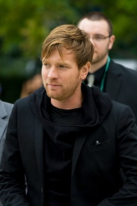 McGregor at the premiere of The Men Who Stare at Goats at the Toronto International Film Festival in September 2009.