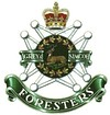 Cap Badge of the Grey & Simcoe Foresters