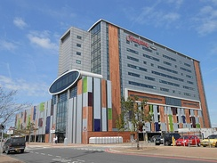 Hampton by Hilton Liverpool at the John Lennon Airport in Liverpool