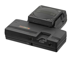 The TurboGrafx-16/PC Engine was the first video game console capable of playing CD-ROM games with an optional add-on.