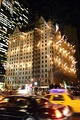 The Plaza Hotel turned 100 years old in October 2007, celebrating with ceremonies and fireworks