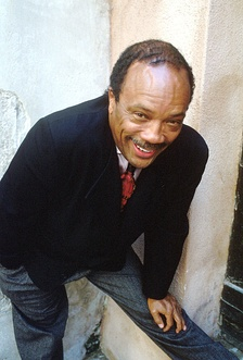 Quincy Jones in Venice in 1989
