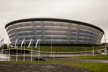 The SSE Hydro in October 2013