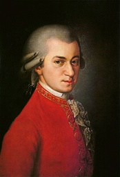 Wolfgang Amadeus Mozart's compositions characterized music of the classical era.
