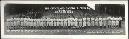 The 1920 Cleveland Indians