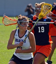 2005 NCAA Division I Women's Lacrosse Championship game between the Virginia Cavaliers and Northwestern Wildcats