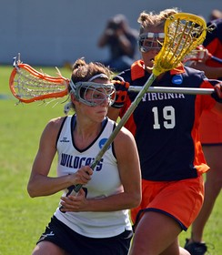 2005 NCAA Women's Lacrosse Championship in which the Virginia Cavaliers lost to the Northwestern Wildcats