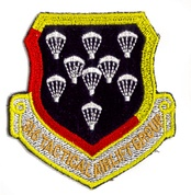 Emblem of the 316th Troop Carrier Group