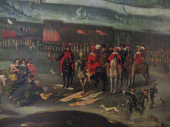 Capitulation of the Russian garrison of Smolensk before Władysław IV of Poland in 1634