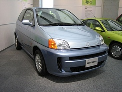 HONDA FCX (first delivered model), in 2002