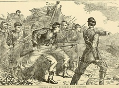 Charge of the Federals