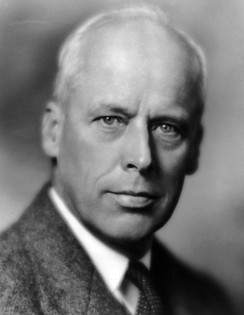 Norman Thomas, six-time presidential candidate of the Socialist Party of America