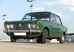 The Polski Fiat 125p, produced in Poland from the late 1960s, was based on technology purchased from Fiat