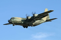 Royal Australian Air Force C-130H, 2007