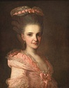 Lady in a Pink Dress, 1770s