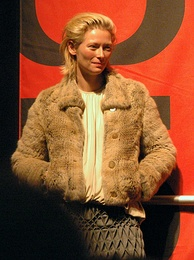 Tilda Swinton, Special-Teddy-Award winner in 2008