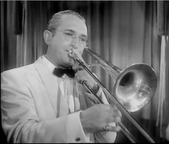 Tommy Dorsey in The Fabulous Dorseys (1947)