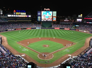 The Braves played nine Opening Day games at Turner Field, their home stadium from 1997 through 2016.