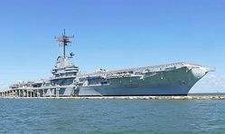 USS Lexington -- The-Blue-Ghost' -- Floating Museum