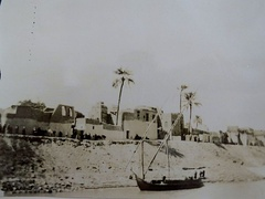Village on the Nile, 1891