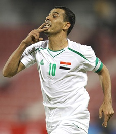 Younis Mahmoud is Iraq's all-time most capped player in international matches, having played in 148 official games.