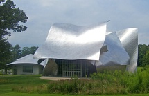 Richard B. Fisher Center for the Performing Arts, Bard College, Annandale-on-Hudson, New York (2003)